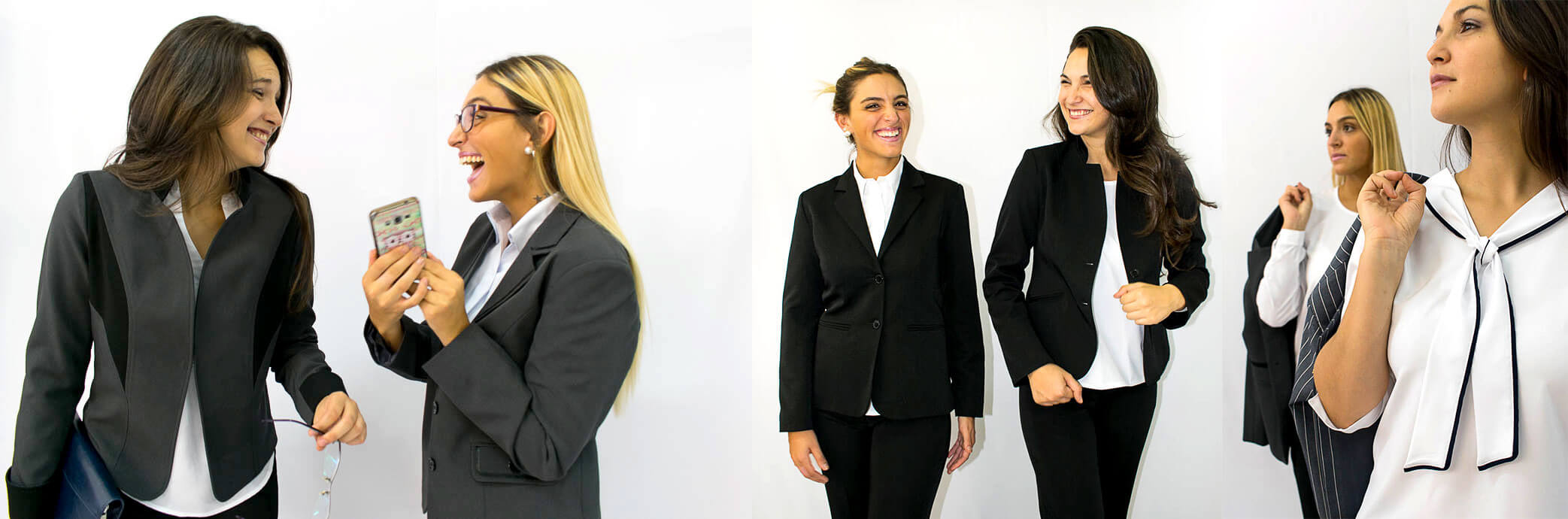 Uniformes ejecutivos de dama